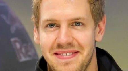 Sebastian Vettel Height, Weight, Age, Body Statistics