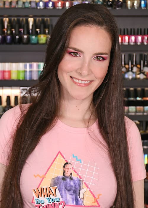 Simply Nailogical as seen in June 2018