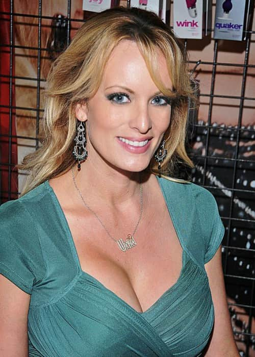 Stormy Daniels in Dallas as seen in August 2015