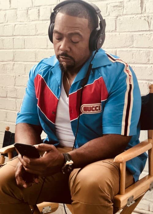 Timbaland as seen in May 2017
