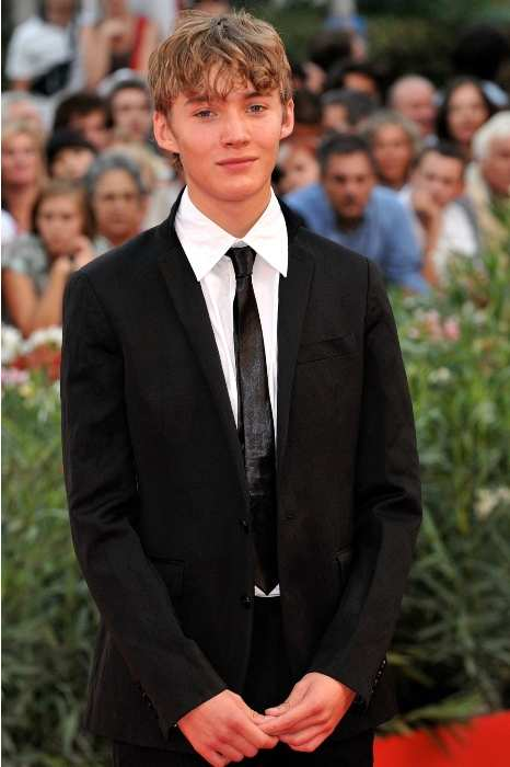 Toby Regbo in 66th Venice Film Festival in 2009