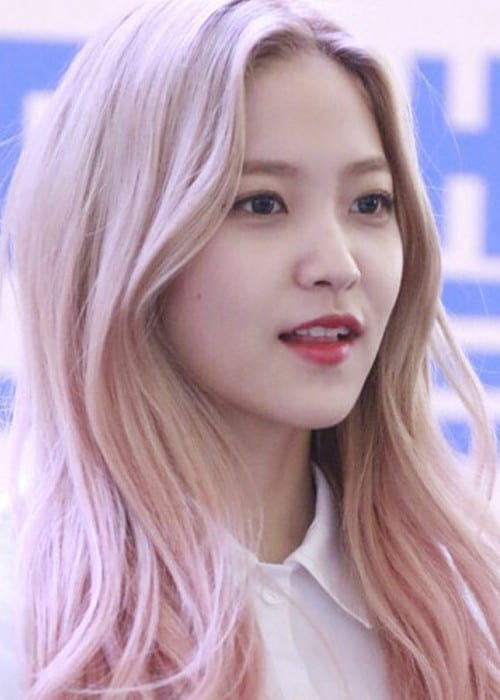 Yeri at a fansign at IFC Mall in March 2016