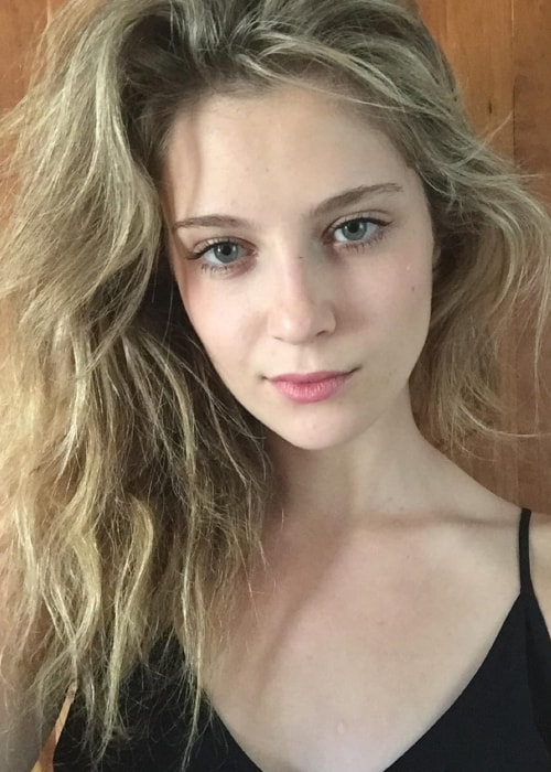 Zoe Levin as see in June 2016