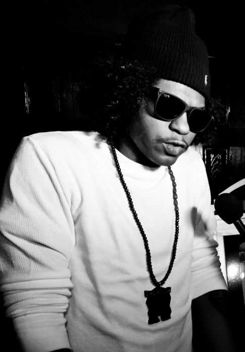 Ab-Soul as seen in March 2011