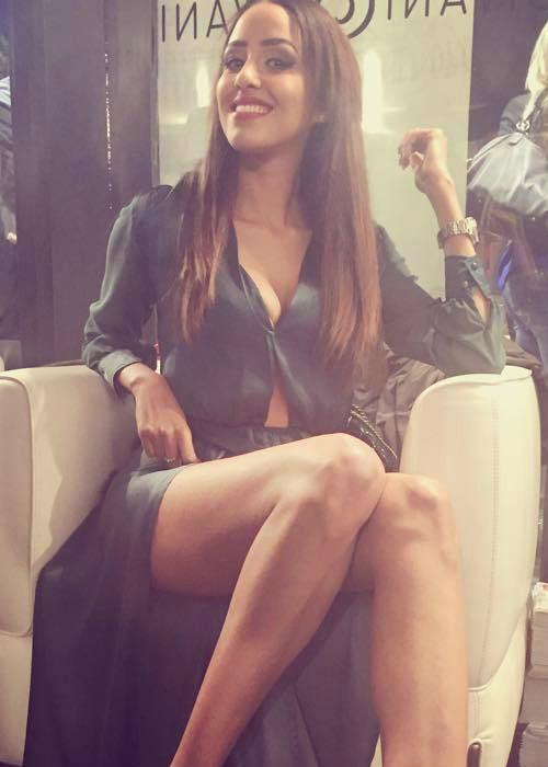 Actress Zaina Dridi as seen in 2015