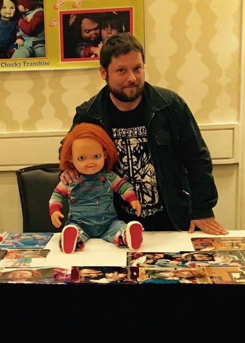 Alex Vincent during Monster Mania in September 2017