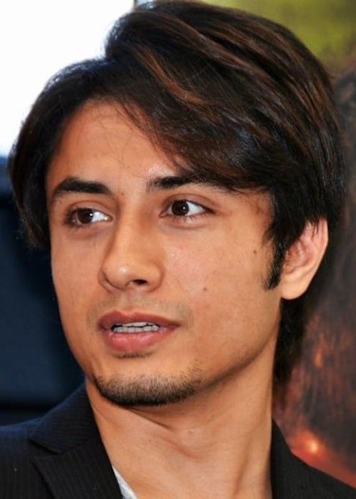 Ali Zafar at Indian Film Festival 2011