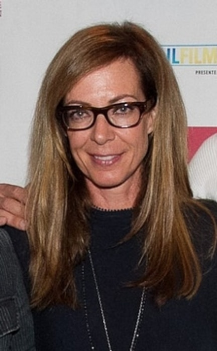 Allison Janney as seen in September 2014