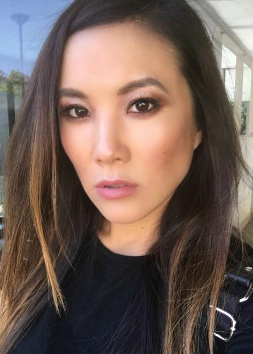 Ally Maki in an Instagram selfie as seen in June 2018