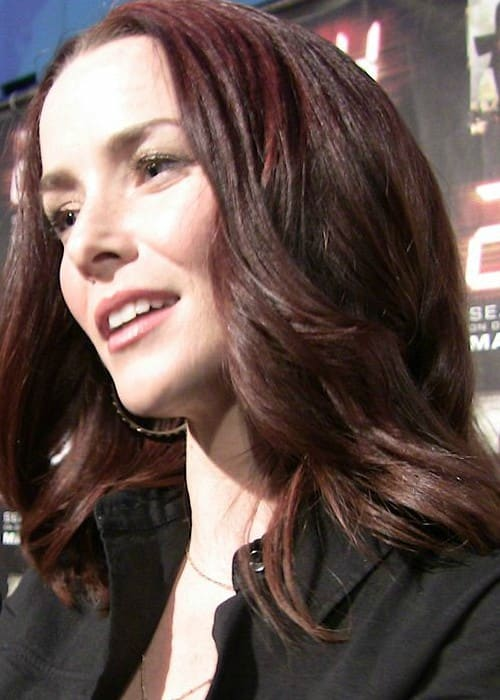 Annie Wersching at TV series 24's season 7 finale screening in May 2009