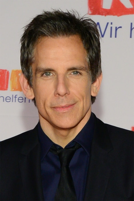 Ben Stiller at the RTL Spendenmarathon in Hürth, Germany in 2014