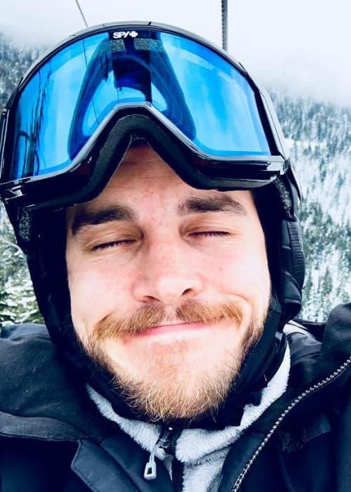 Chris Wood in an Instagram selfie as seen in February 2016