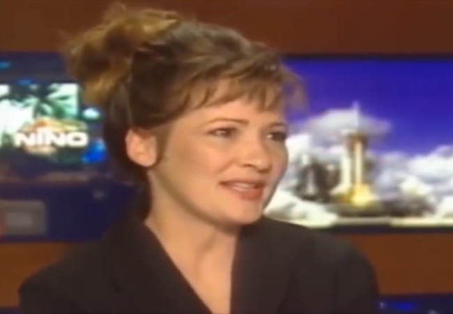Christine Cavanaugh during an interview in 2004