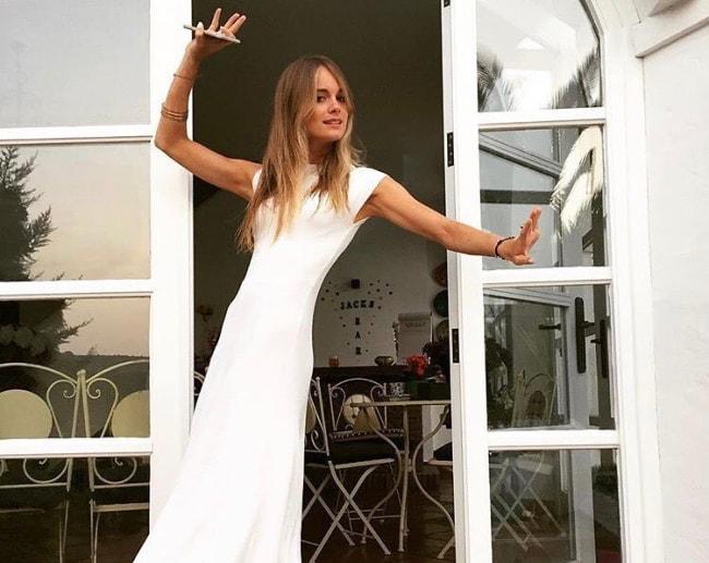 Cressida Bonas as seen in July 2017