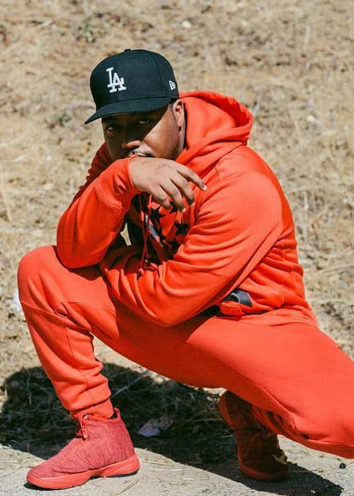 Domo Genesis in an Instagram post as seen in June 2016
