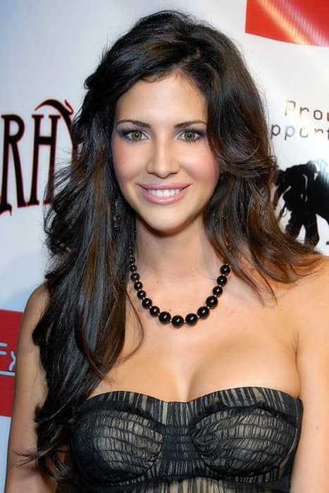 Hope Dworaczyk as seen in May 2009