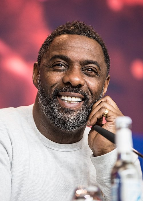Idris Elba at Berlinale 2018