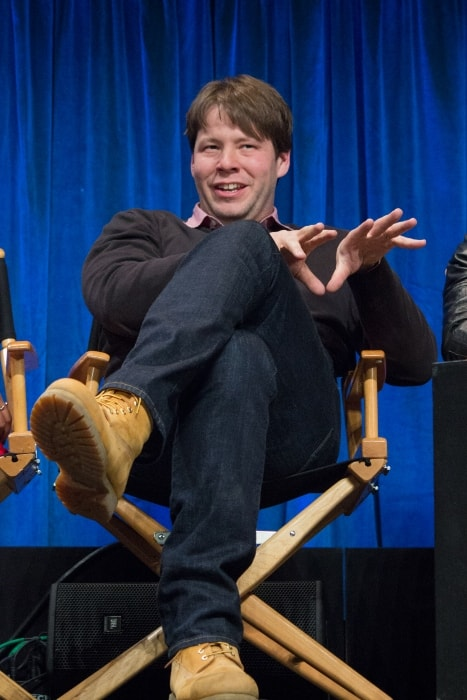 Ike Barinholtz as seen at the at PaleyFest 2013's panel for 'The Mindy Project'