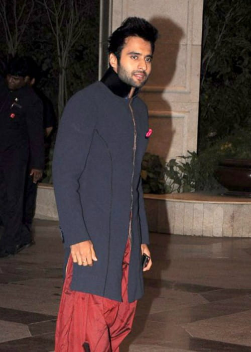 Jackky Bhagnani as seen in July 2012
