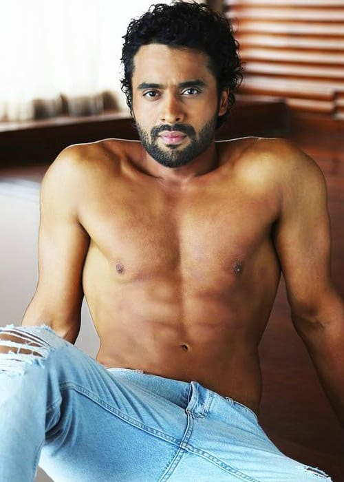 Jackky Bhagnani as seen in March 2018