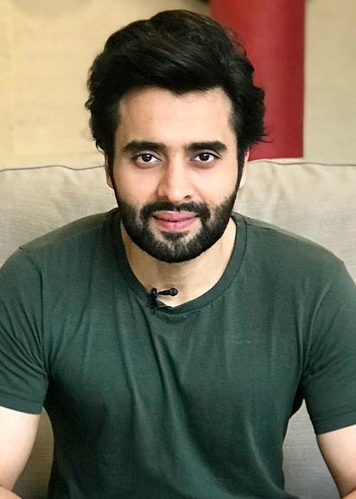 Jackky Bhagnani in an Instagram post as seen in June 2018
