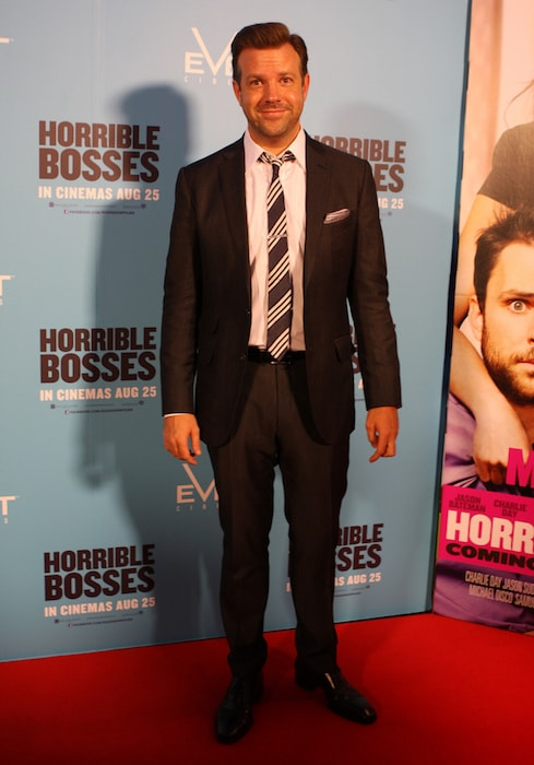 Jason Sudeikis at Horrible Bosses Premiere in 2011