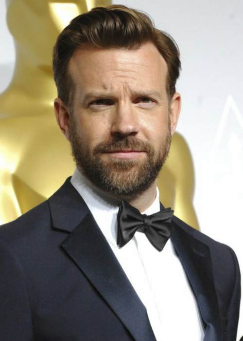 Jason Sudeikis during the 2016 Premios Oscars