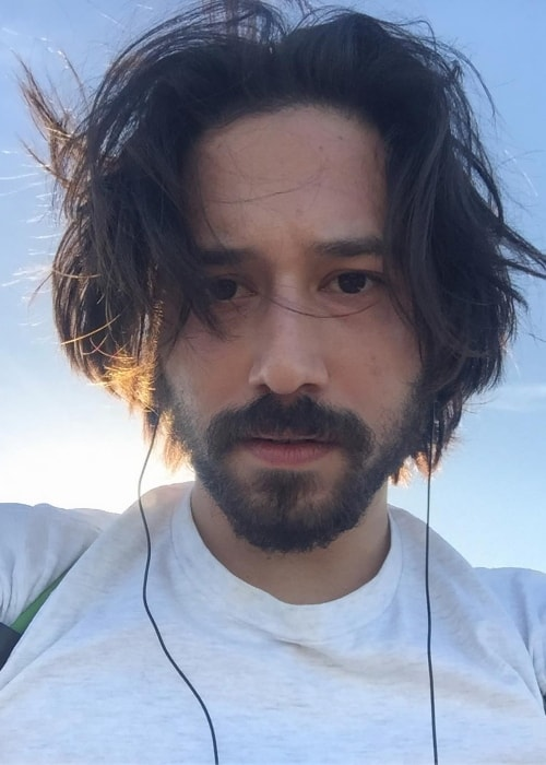 Jesse Rath in an Instagram selfie in January 2018