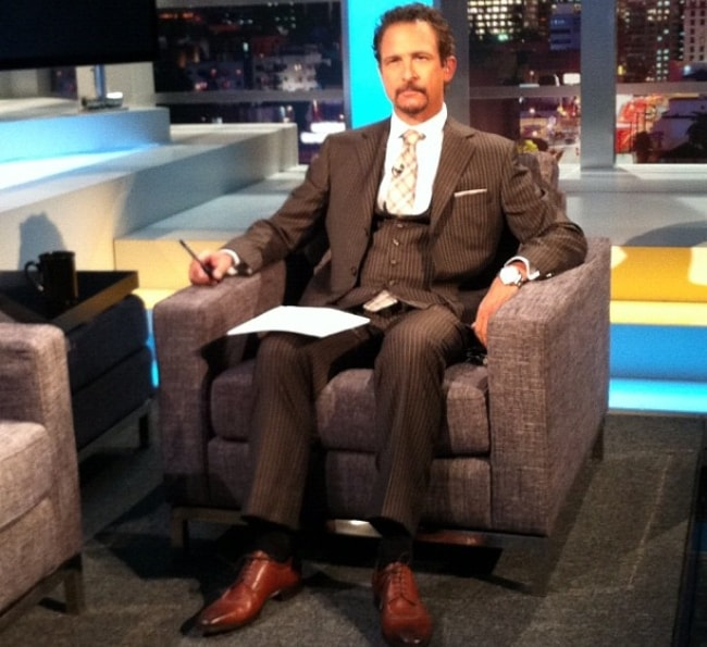 Jim Rome as seen in July 2012