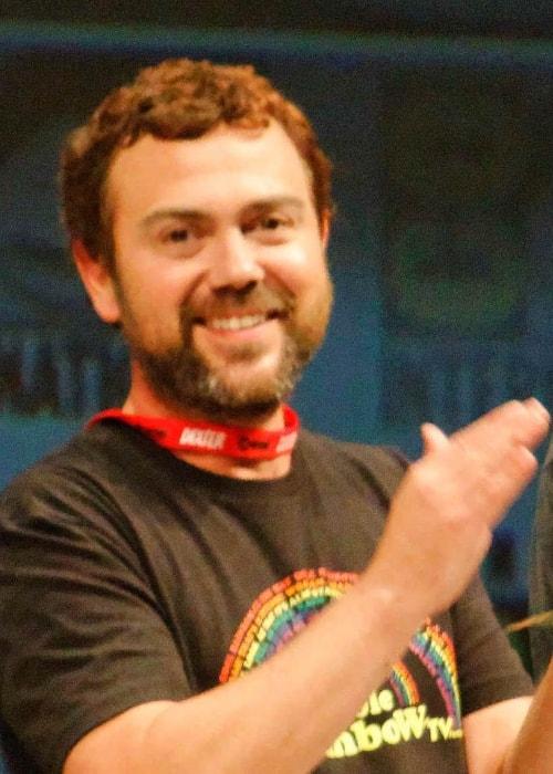Joe Lo Truglio at the 2010 San Diego Comic Con