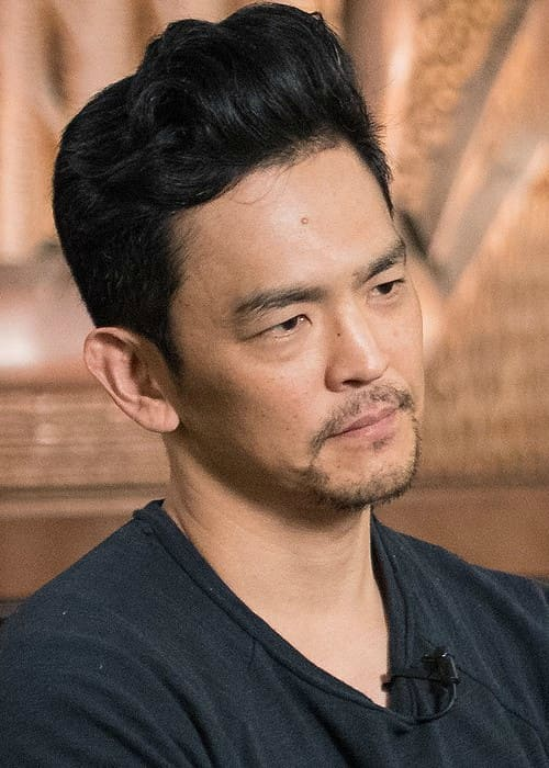 John Cho at the John F. Kennedy Center in June 2018