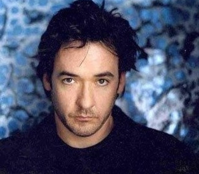 John Cusack in a still from his younger years