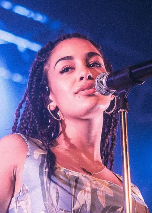 Jorja Smith at The Opera House in May 2018