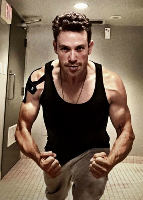 Kevin Alejandro as seen in August 2016