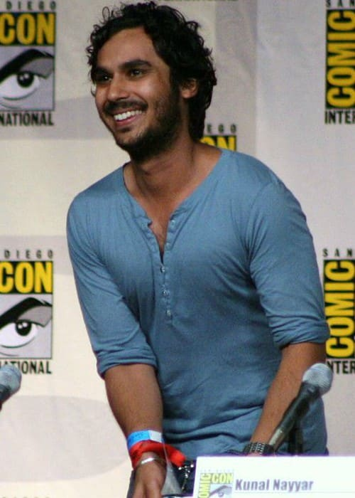 Kunal Nayyar as seen in July 2009