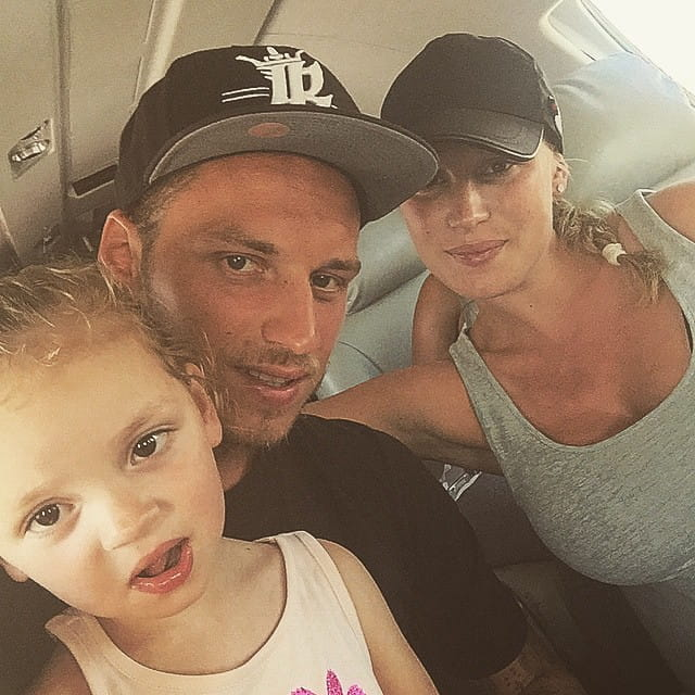 Picture of Marko  Arnautovic Daughter, called Emilia