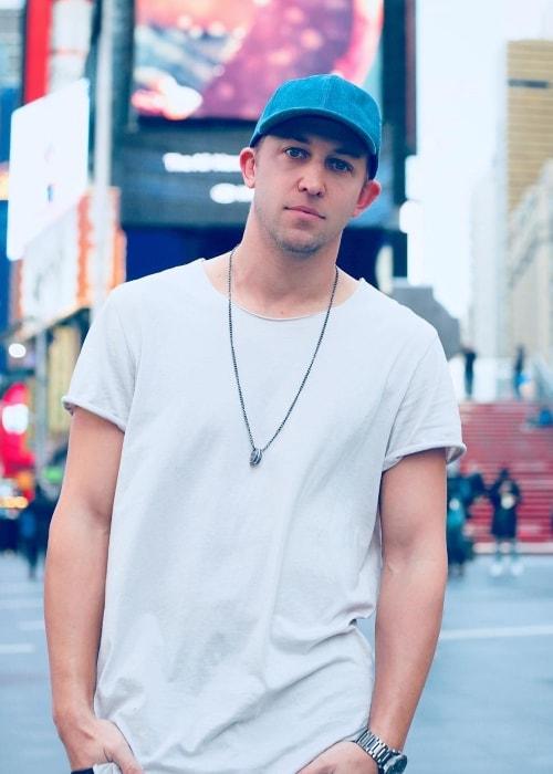 Matt Steffanina as seen in July 2018
