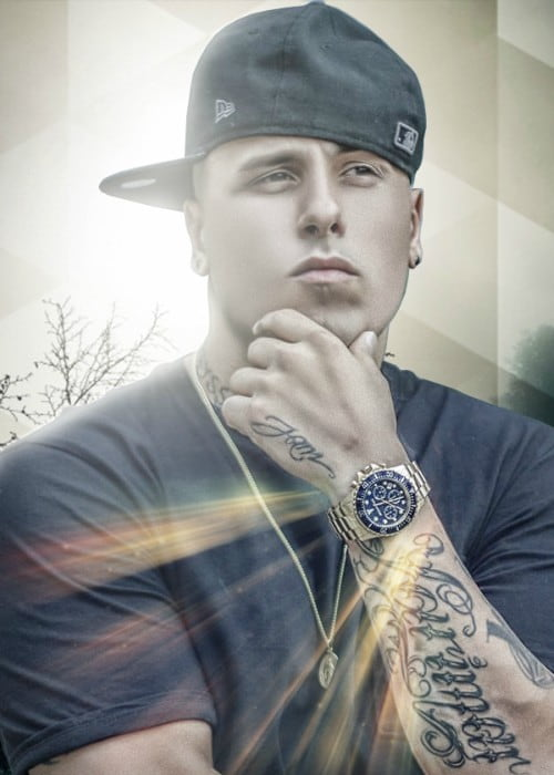 Nicky Jam as seen in April 2013