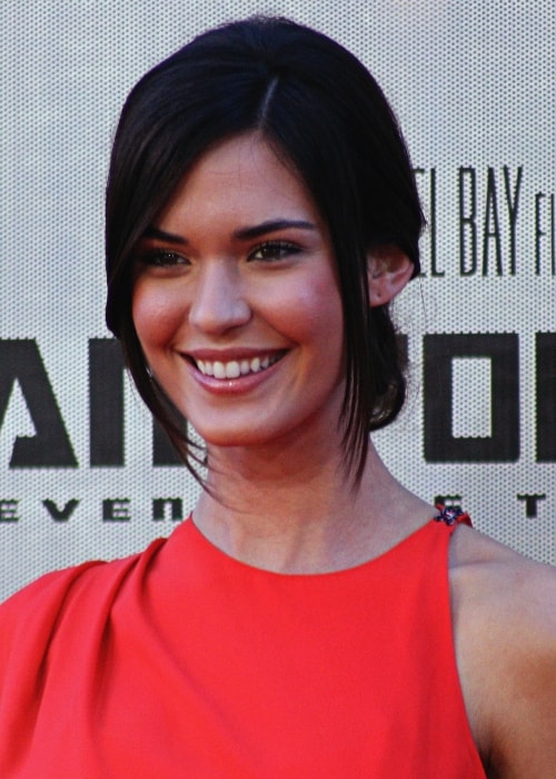 Odette Annable aa seen at the premiere of Transformers: Revenge of the Fallen in June 2009