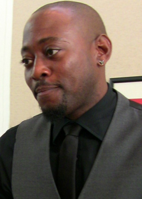 Omar Epps at the Paley Center for Media in June 2009