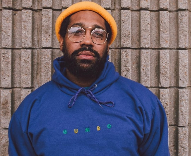 PJ Morton as seen in August 2018