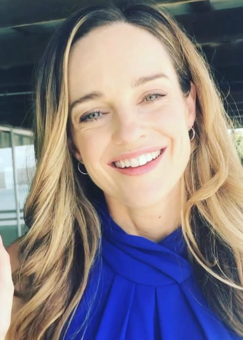Penny McNamee as seen in May 2018