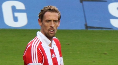 Peter Crouch Height, Weight, Age, Body Statistics