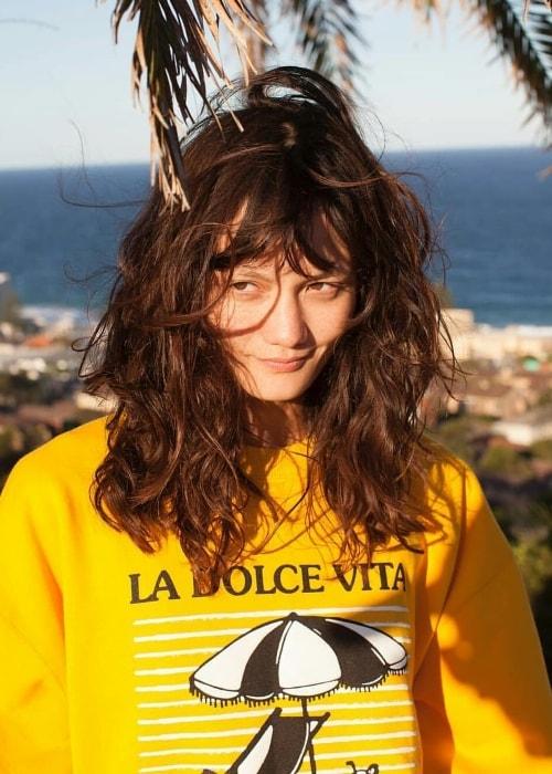 Rachel Rutt as seen in March 2018
