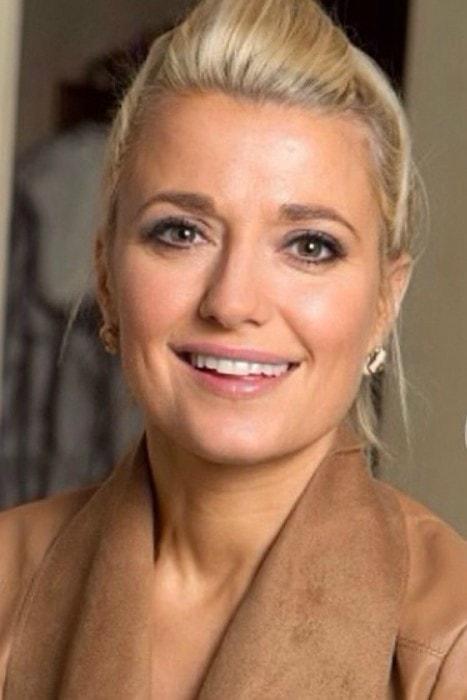 Rachel Wilde as seen in April 2014
