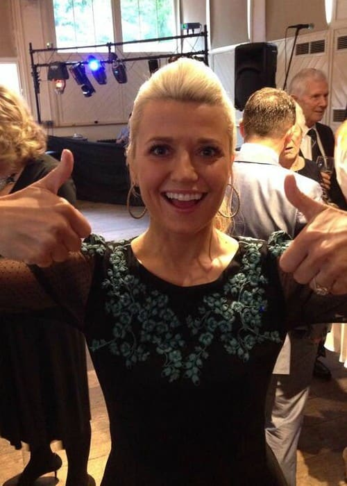 Rachel Wilde as seen in May 2014