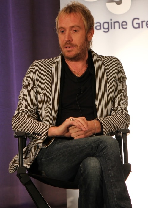 Rhys Ifans as seen in October 2011