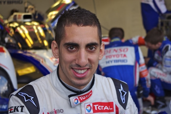 Sébastien Buemi as seen in April 2013