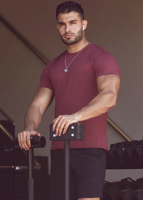 Sam Asghari Height, Weight, Age, Body Statistics