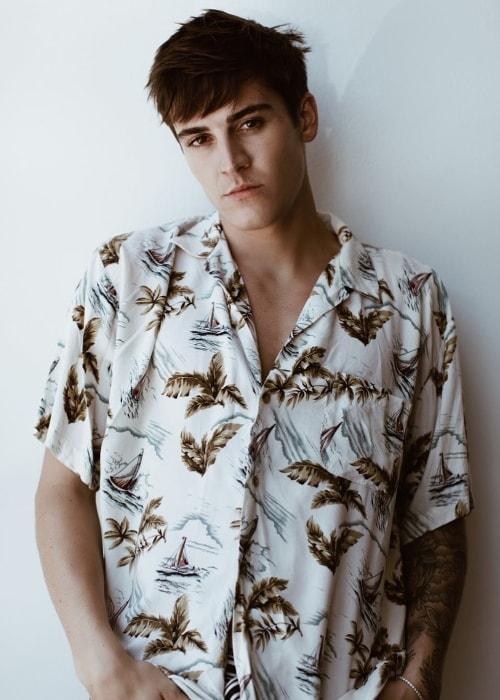Sam Wilkinson as seen in July 2018